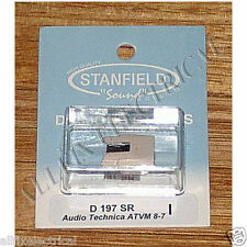 Audio Technica ATS10/11 Compatible Turntable Stylus. Stanfield Part # D197SR