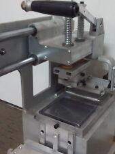 MACCHINE TAMPOGRAFICA MANUALE Aaperto inchiostro sistema ben