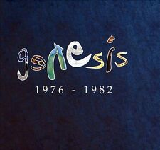 BRAND NEW Genesis 1976-1982 BOX SET Bonus DVDs SACD 12 Discs 5.1 SURROUND