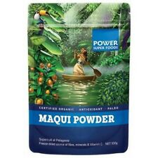 POWER SUPER FOODS Maqui Berry Power Powder 100g
