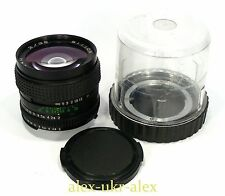 Russian MC Mir--24H 2/35 mm wide angle lens Nikon mount.Exc+++.№911106