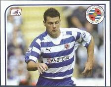 PANINI CHAMPIONSHIP 2009- #394-READING-CAPTAIN-GRAEME MURTY-TOP HALF