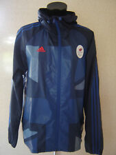 ADIDAS TEAM GB Paralympics Olympic 2012 Hooded Jacket Size Small NEW TAGS