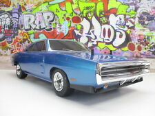 Kyosho 1/10 1970 Dodge Charger Fazer VEi On Road Rolling Chassis Car OZ RC