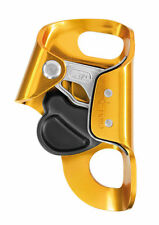 Croll Chest Ascender Gold B16BAA 8-11mm by Petzl