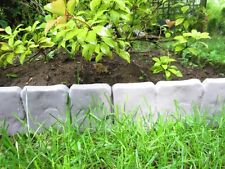 LAWN EDGING EASY CARE QUARRY STONE EFFECT