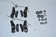 VINTAGE SHIMANO DEORE XT BLACK brakes ! VGC !!