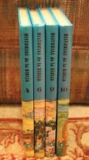 The Bible Story HISTORIAS DE A BIBLIA MAXWELL SPANISH STORY 4 VOLUMES HARDCOVER