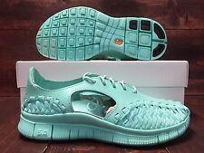 Nike NikeLab Free Inneva Woven Shoes Artisan Teal Womens SZ 6 ( 813069-330 )