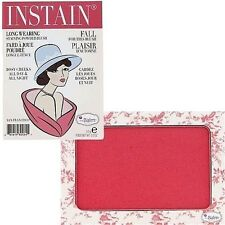 The Balm Instain Long Wearing Staining Powder Blush in Toile