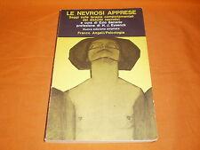 le nevrosi apprese , franco angeli 1984