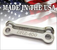 "2000-2015 Suzuki DRZ 400 Models 2"" Inch Lowering Links Link Kit E / S SM"