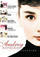 The Audrey Hepburn DVD Collection Breakfast at Tiffany's / Sabrina / Roman Holi