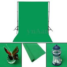 5x10FT Screen Green Backdrop Studio Photo Photography Non-woven Background Props