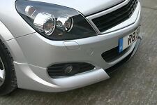 Vauxhall Opel Astra H Mk5 3dr Front Splitter 2004-2010 - AST53DFS - Brand New!