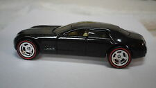 2004 Hot Wheels Black Cadillac V-16 Custom Real Riders