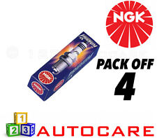 NGK Iridium IX Upgrade Spark Plug set - 4 Pack - Part Number: BR8EIX No 5044 4pk