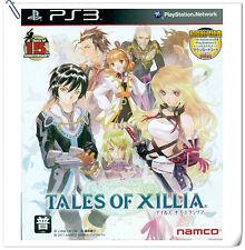 PS3 TALES OF XILLIA SONY PlayStation RPG Namco Bandai Games