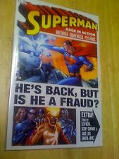 DC Superman: Back In Action TP FREE Ship US