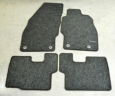 Genuine Official Vauxhall Corsa D (07-14) Floor Mats Set of 4 NEW 93199279