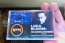 Luka Bloom= Acoustic Motorbike- 4 track maxi-single- new/sealed cassette