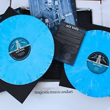 JACK WHITE LIVE ACOUSTIC TOUR BOX SET COLOR VINYL NEW THE DEAD WEATHER STRIPES