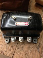 Jeep Willys MB GPW Dodge Military A-1409 NOS 6 Volt Voltage Regulator G-503