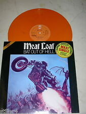 MEAT LOAF Bat Out Of Hell *MEGARARE ORANGE VINYL MAXI LIMITED EDITION*