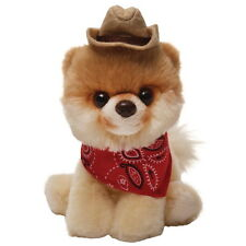 NEW OFFICIAL GUND Boo The World's Cutest Dog Cowboy Hat Itty Boo Plush 4040350