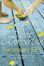 Necessary Lies BRAND NEW BOOK by Diane Chamberlain (Paperback, 2013)