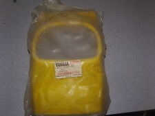 NOS Yamaha Front Competition Yellow Panel 81-85 YT125 83 YT175 4U3-23391-00-00