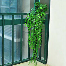 8.2feet Green Artificial Hanging Ivy Leaf Leave Plants Vine Foliage Flowers Home