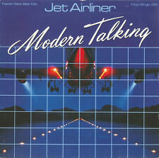Modern Talking Jet Airliner (Fasten-Seat-Belt-Mix)  German 12""
