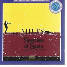 CD album - MILES DAVIS - SKETCHES OF SPAIN COLUMBIA