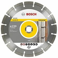 "BOSCH  9""  230MM PROFESSIONAL UNIVERSAL DIAMOND CUTTING DISC BLADE 2608602195"