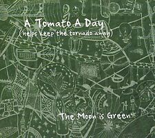 Audio CD The Moon Is Green - A Tomato A Day - Free Shipping