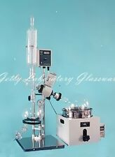 5L Rotary Evaporator/ Rotavap for efficient and gentle removal of solvents