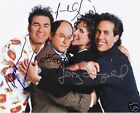 SEINFELD CAST AUTOGRAPH SIGNED PP PHOTO POSTER