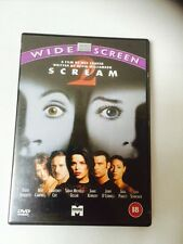 Neve Campbell SCREAM 2 | Wes Craven 1997 Cult Horror Slasher Classic | UK DVD