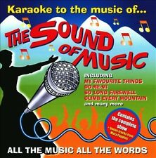 Karaoke to the Sound of Music/Mary Poppins New CD