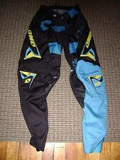 "ONE INDUSTRIES- MOTOCROSS  MX-PANTS- 28"" WAIST. CARBON/ONE IND. THOR/FOX/ANSWER"