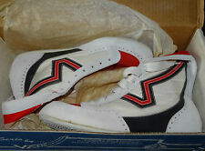 Vans #438 BREAKERS DANCE SHOES-Break VINTAGE 1984 Made in USA Taglia 10 US