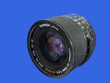 Tamron 35-70mm f3.5 CF Macro Adaptall 2 Mount Lens C/W Front and Rear Caps