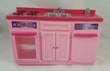 Barbie Dream Townhouse KItchen Counter Oven Stove Sink Etc Replacement Part