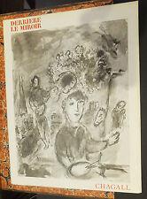 Marc Chagall Revue Derrière le Miroir 1977 numéro 225 lithographie originale