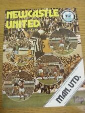 11/09/1976 Newcastle United v Manchester United  . Condition: Listed previously