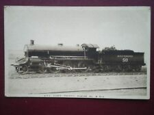 POSTCARD SOUTHERN RAILWAY LOCO NO E 510 A 4-6-0 MIXED TRAFFIC ENGINE