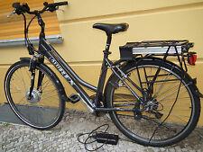 Gutes 28 zoll Elektrofahrrad E Bike ALU REX PROPHETE Fahrrad Damen Herren Akku