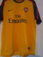 Arsenal 2008-2009 Away Football Shirt Size Medium /40934