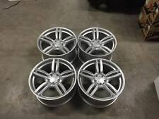 """19"""" 351M F10 M Sport Style Wheels - Hyper Silver BMW E90 E91 E92 F10 F11 F30 E46"""
